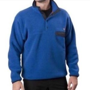 Patagonia Synchilla fleece pullover - navy blue